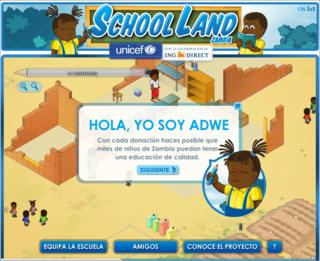 School land main