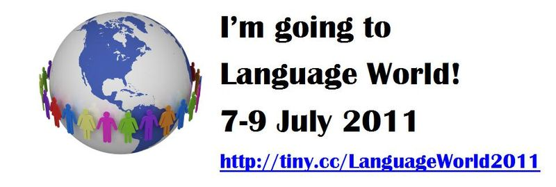 I'm going to Language World1